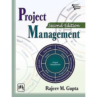 Project Management (2nd Revised edition) by Rajeev M. Gupta - 9788120