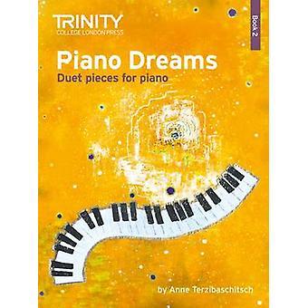 Piano Dreams Duet Book 2 by Anne Terzibaschitsch - Ruth Keating - 978