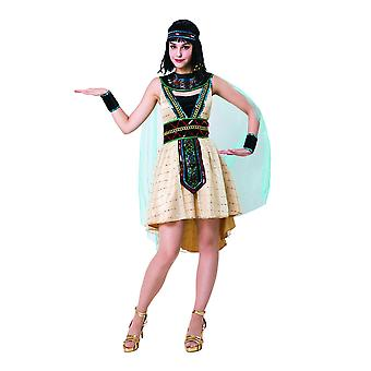 Costume da regina egiziana di Bristol Novelty Womens/Ladies Egyptian