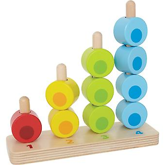 Hape Counting Stacker