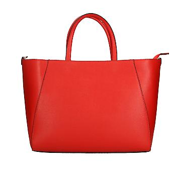 Leather shoulder bag Made in Italy AR3303