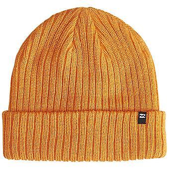 Billabong Knitted Cuff Beanie ~ Arcade orange