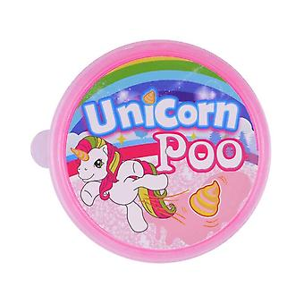 Unicorn Slim Unicorn poo