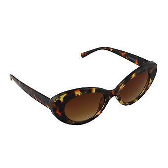 Sunglasses UV 400 Cat Eye Leopard Brown 2716_22716_2