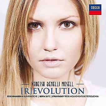 Ledskenor Benelli Mosell - Vanessa Benelli Mose [CD] USA import