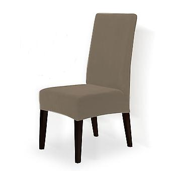 6X Stretch Corduroy Dining Chair Cover