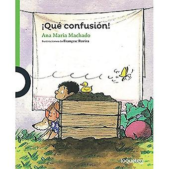 Que Confusion! / What a Mess! (Spanish Edition) (Serie Verde)