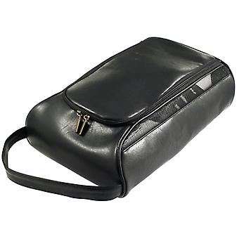 Leatherette Golf Shoe Bag