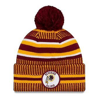 New Era Sideline Bommel Kinder Mütze Washington Redskins