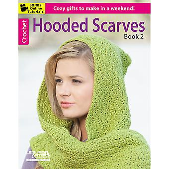 Leisure Arts Hooded Scarves Book 2 La 06189