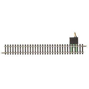 TT Tillig (w/o track bed) 83143 Feeder track, Straight 166 mm