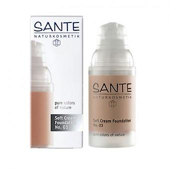 Sante Soft Cream Makeup (Damen , Make-Up , Gesicht , Make-Up Primer)