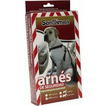 Sandimas Car Safety Harness M (Dogs , Transport & Travel , Travel & Car Accessories)