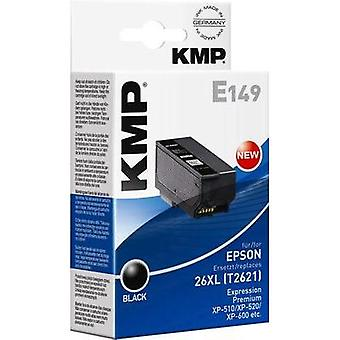 KMP Ink replaced Epson T2621, 26 XL Compatible Bl