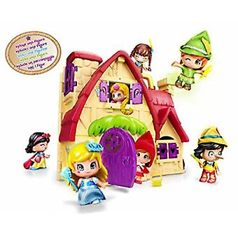 Pinypon Story house (Toys , Dolls And Accesories , Miniature Toys , Stages)