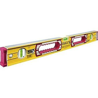 Magnetic spirit level 80 cm Stabila 196-2 15234 0.5 mm/m Calibrated to: Manufacturer standards