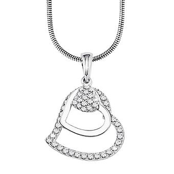 s.Oliver jewel ladies necklace necklace silver SO728/1 - 9082575