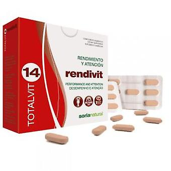 Soria Natural Totalvit 14 Rendivit