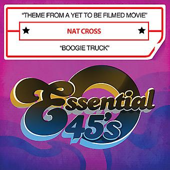 Nat Cross - Theme From a Yet to Be Filmed Movie / Boogie USA import