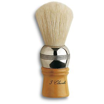 3 Claveles Bristle Hair Brush Barbera Wood Box (Beauty , Men , Shaved off , Brushes)