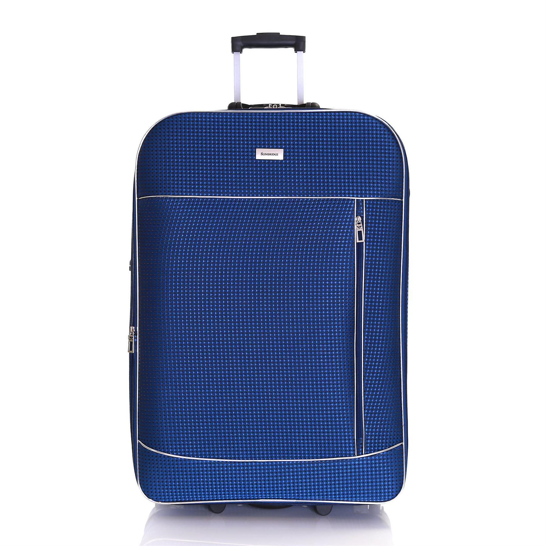 Slimbridge Rennes XL 77 cm Expandable Suitcase, Navy