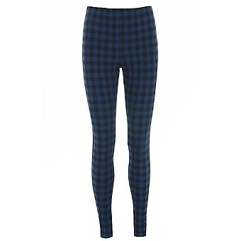 Topshop Check Leggings