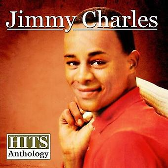 Jimmy Charles - Hits Anthology [CD] USA import