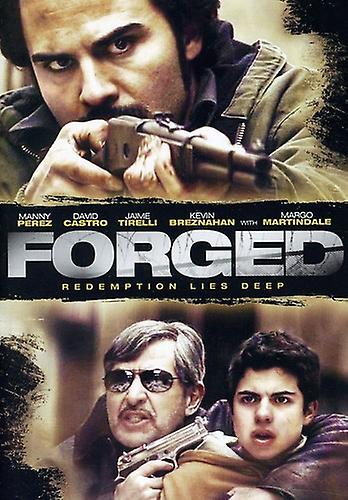 Forged [DVD] USA import