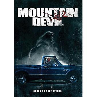 Bjerg Djævelen [DVD] USA import