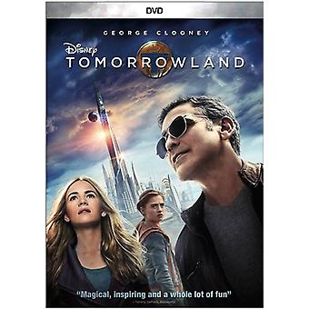 Tomorrowland [DVD] USA import