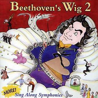 Beethoven's Wig - Beethoven's Wig, Vol. 2: More Sing-Along Symphonies [CD] USA import