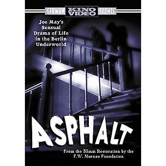 Importazione USA asfalto [DVD]