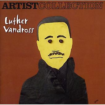 Luther Vandross - kunstner samling [CD] USA import