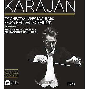 Karajan / Philarmonia Orchestra - Orchestral Recordings Philharmonia Orchestra 1949- [CD] USA import