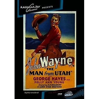 Man From Utah [DVD] USA import