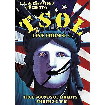 Tsol - Live From Oc [DVD] USA import