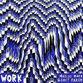 Marr, Marcus / Faker, Chet - arbejde [Vinyl] USA import