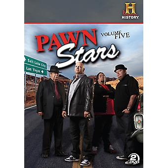 Pawn Stars, Vol. 5 [2 DVDs] [DVD] USA Import