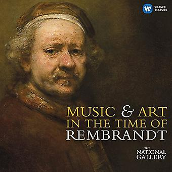 Biber / Schuetz / Buxtehude - Music & Art in the Time of Rembrandt [CD] USA import