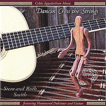 Steve Smith & Ruth - Dancin ' Cross the Strings [CD] USA import