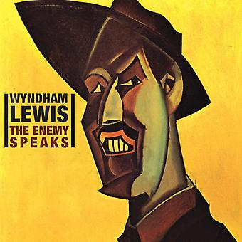 Wyndham Lewis - fjenden taler [CD] USA import