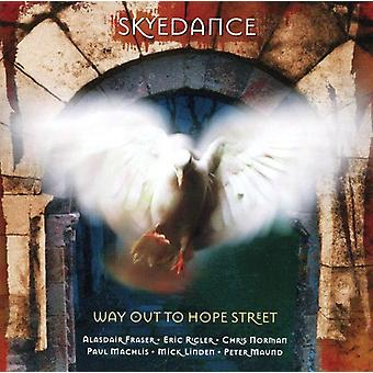 Skyedance - Way Out til Hope Street [CD] USA import