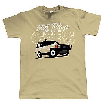 Speelt nog steeds met Cars, Off Road Discovery T Shirt