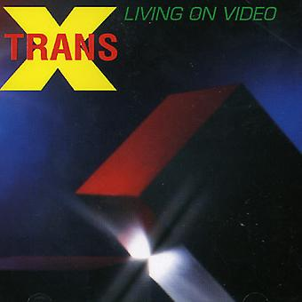 Trans-X - Living on Video [CD] USA import
