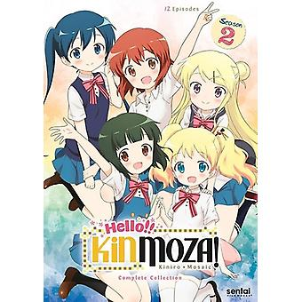 Hello Kinmoza [DVD] USA import