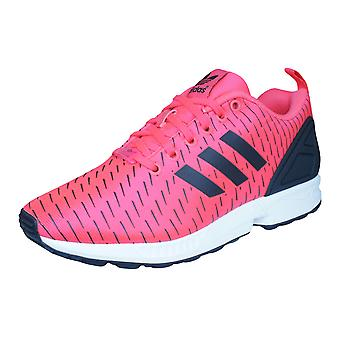adidas Originals ZX Flux Mens Trainers / Shoes - Red