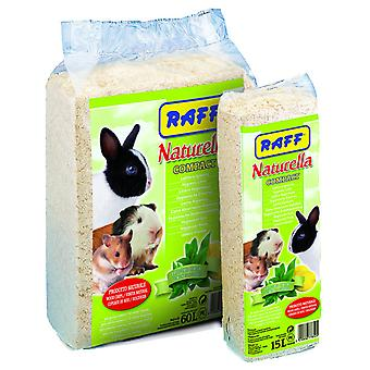 Raff Hygienic bed Naturella Comp. (Small pets , Bedding)