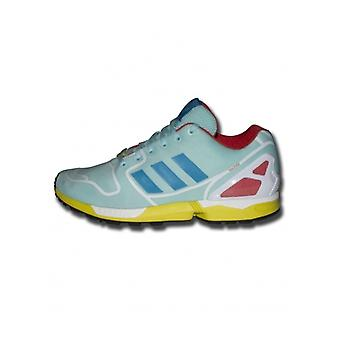 Adidas Originals Adidas Originals Light Blue Flux Trainer