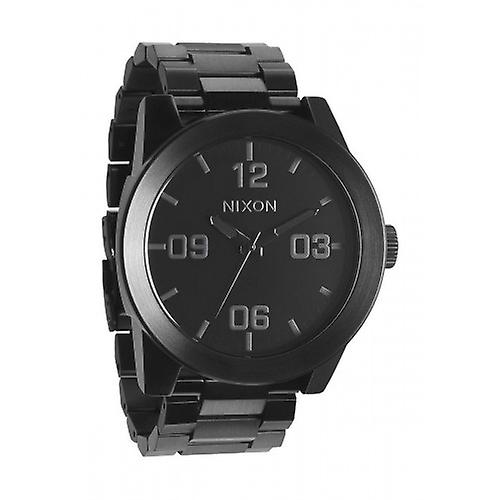 Nixon The Corporal SS - All Black