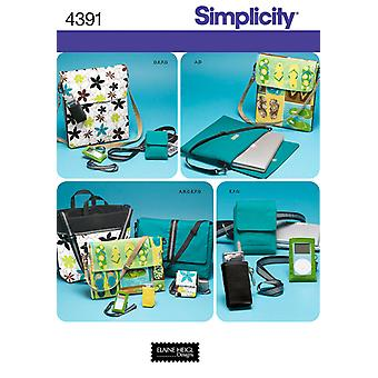 Simplicity Bags And Accessories One Size U04391os